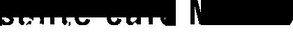 sante cafe MARUのロゴ